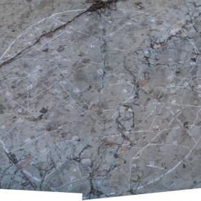 Medición de fracturas en el campo aplicando técnica de scanlines circulares, Tres Cruces, Jujuy.