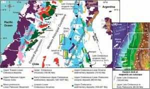 Tectónica extensional durante la evolución del Cretácico Superior al sur de los Andes Centrales: evidencia de la Cordillera Principal de Chile a los ~ 35°S
