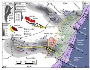 Evolución del rifting en varias etapas en la cuenca del Colorado (costa afuera de Argentina): Evidencia de arreglos extensionales antes de la apertura en el Atlántico Sur
