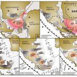 Evidencias de contracción de intraplaca del Jurásico inferior al Paleógeno Inferior en la Patagonia Central
