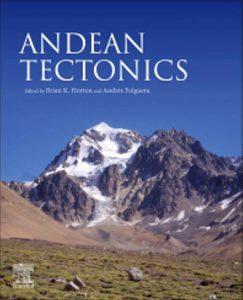 Nuevo libro sobre Tectónica Andina.