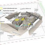 Modelo estructural y análisis de tendencia de movimiento y dilatación en el sistema geotérmico Copahue: inferencias sobre la geometría del reservorio