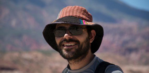 Tesis Doctoral de Matías Barrionuevo sobre el rol de la placa superior en la evolución tectónica andina