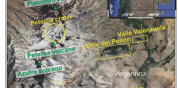 Línea de base del flujo de CO2 del suelo en el Complejo Volcánico Planchón – Peteroa, Andes del Sur, Argentina – Chile