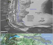 Control climático y tectónico en la evolución del paisaje de la Patagonia durante el último millón de años